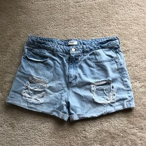 Forever 21 Women's denim shorts